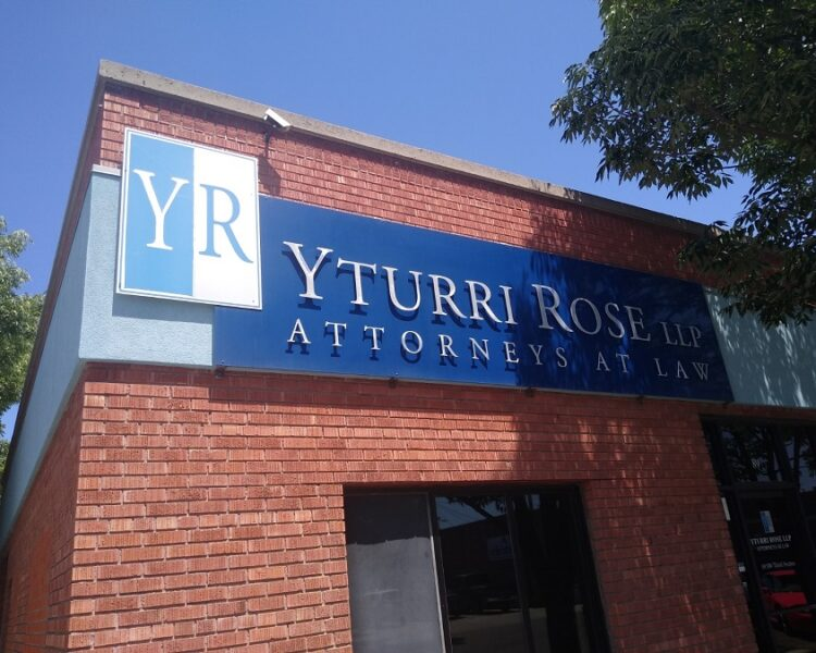 Welcome to Yturri Rose LLP